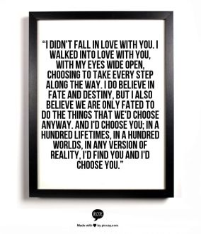 Choose You