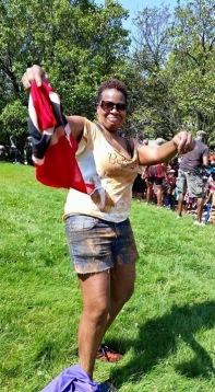 Baltimore-DC Caribbean Carnival Parade 2015 - Mud Mas